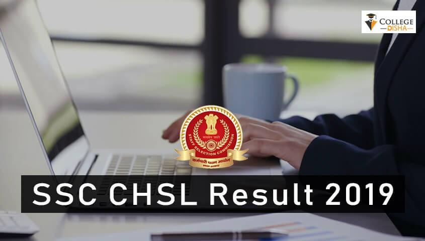 SSC CHSL 2019 Result