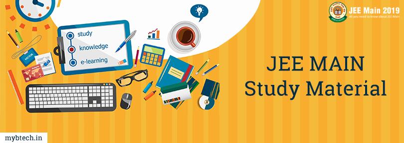 JEE Main Preparation 2020: Tips & Study Material