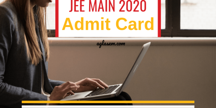 JEE Mains admit card to be out on this day, steps to download